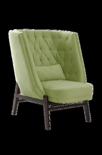 FRESNO-nojatuoli Vaaleanvihreä