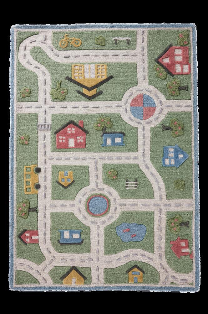 GRANDLIA tuftad matta 130×190 cm