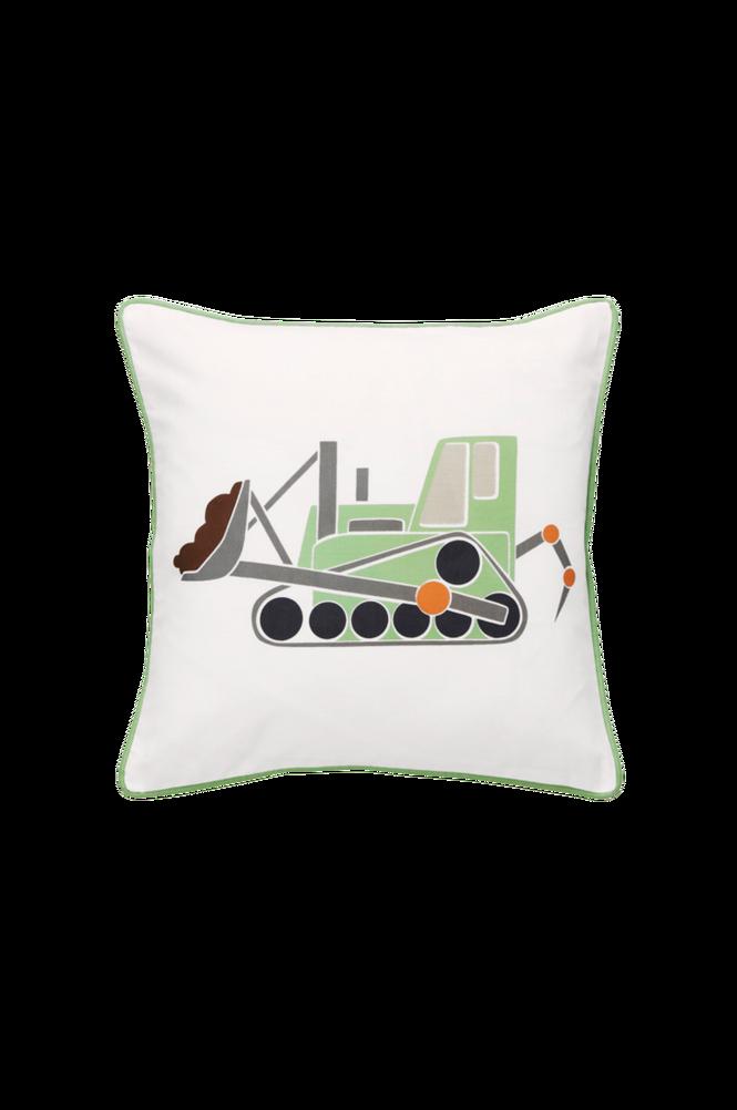 ALBIN kuddfodral 45×45 cm – ekologisk