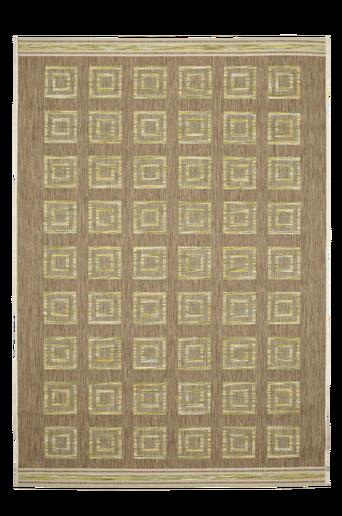 TERAMO-bukleematto 160x230 cm Beige