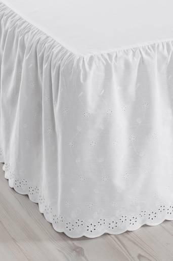 ALVA-helmalakana Valkoinen