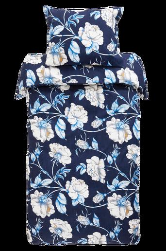 FLORALISA-pussilakanasetti, 2 osaa Sininen