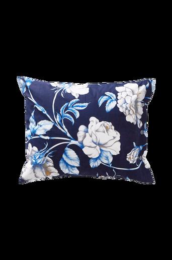 FLORALISA-tyynyliina 60x50 cm Sininen