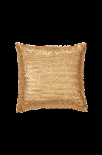 MIRJA-tyynynpäällinen 40x40 cm Kulta