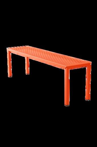 NÄS-penkki – 150 cm Oranssi