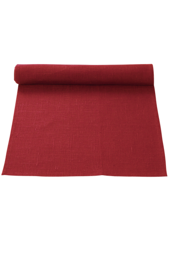 LIV-kaitaliinat tiivistä pellavaa, 2/pakk. Punainen