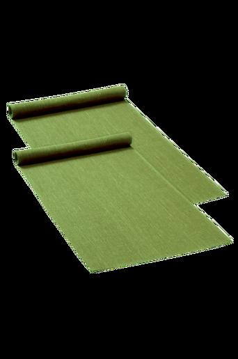LIV-kaitaliinat tiivistä pellavaa, 2/pakk. Ruohonvihreä