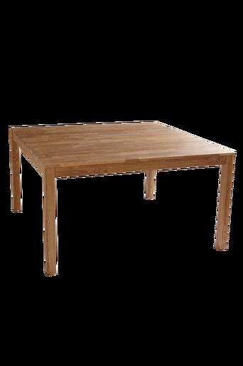 VALLDA-ruokapöytä 140x140 cm Tammiväri