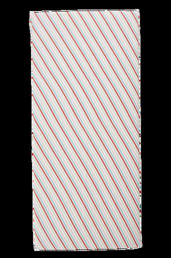 Ekologinen GLASS-kuminauhalakana Monivärinen/raidallinen