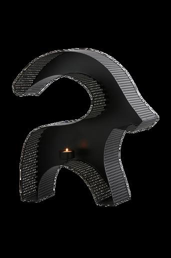 EDSBYN-kynttilälyhty Musta