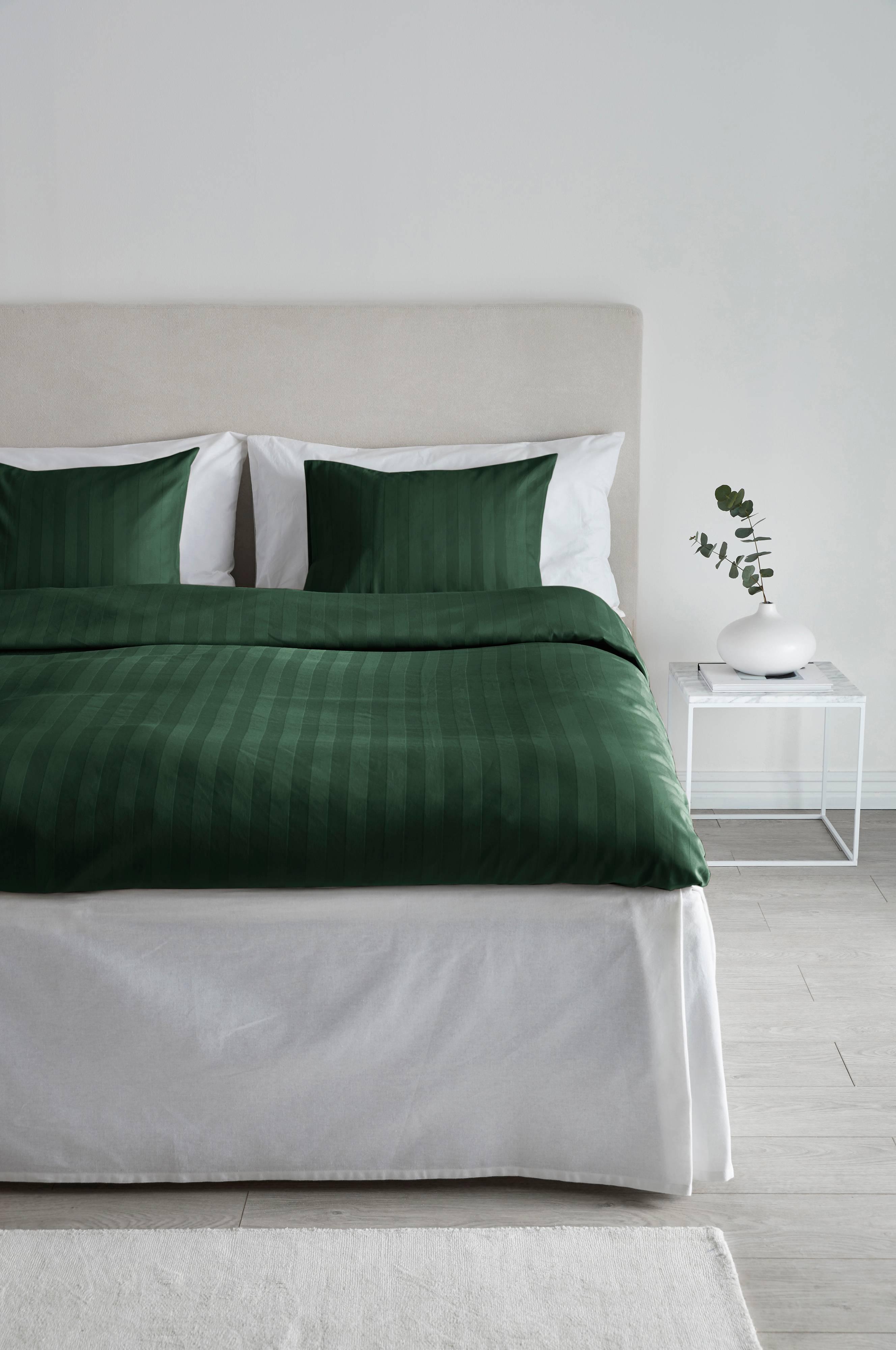 Superbly Linje LINJE sengesæt 3 dele - Grøn - Sengetøj - Jotex.dk TT24