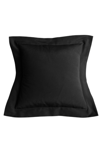KULÖR-tyynynpäälliset, 2/pakk. 40x40 cm Musta