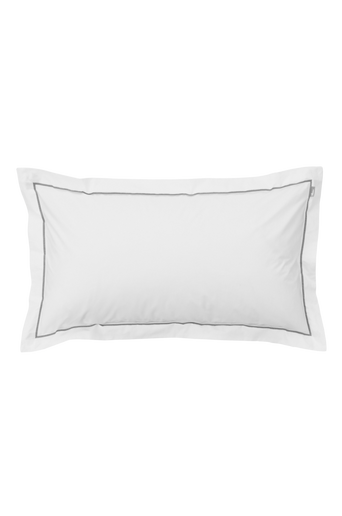 JASMINE-tyynyliina 90x50 cm Valkoinen