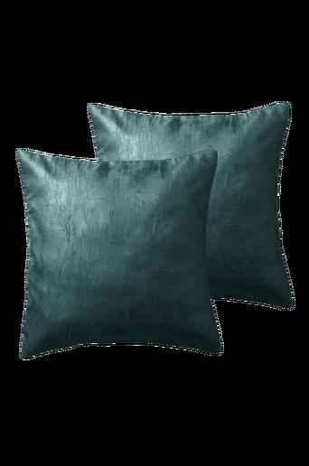 KRISTIN-tyynynpäälliset, 2/pakk. 40x40 cm Vihreä