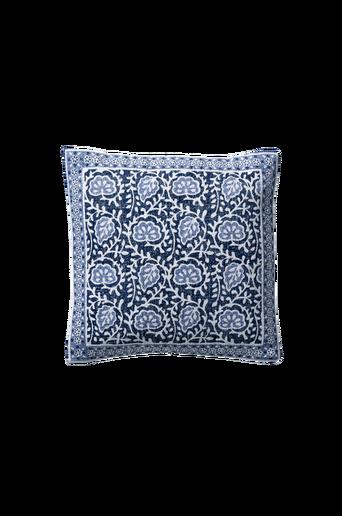 MELISSA FLOWER -tyynynpäällinen 45x45 cm Deniminsininen