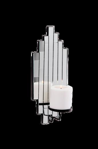 RADHA-kynttilänjalka – iso Musta