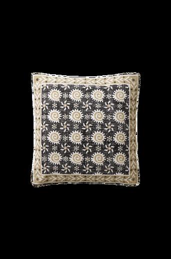 MALDINA CIRKEL-tyynynpäällinen 45x45 cm Musta/beige