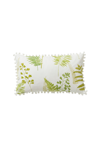 MANILA-tyynynpäällinen 50x30 cm Luonnonvalkoinen