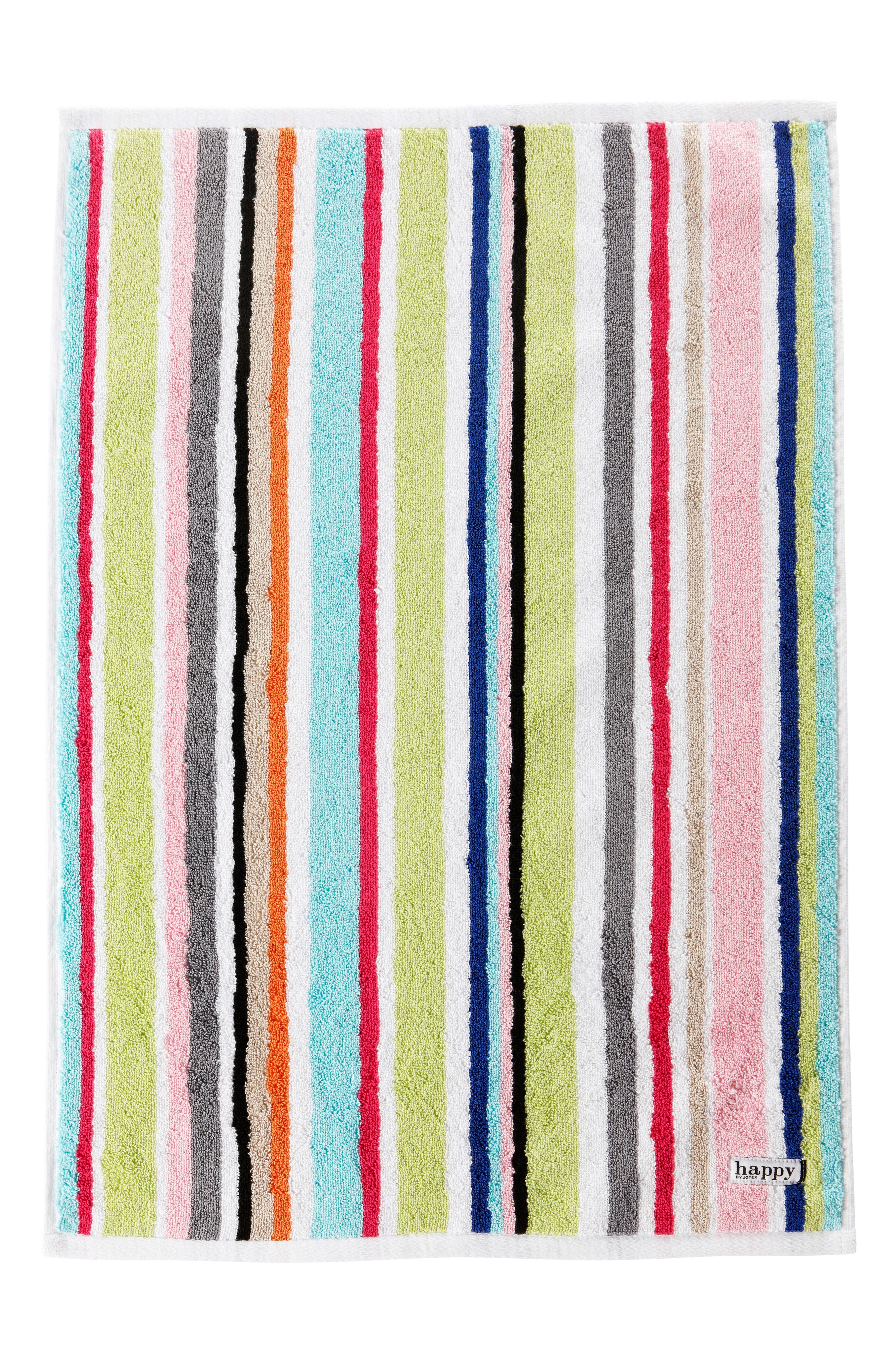 Happy rand HAPPY RAND kylpyhuonematto - Sininen - Kylpyhuoneen tekstiilit -  Jotex.fi fba61331c1a1d