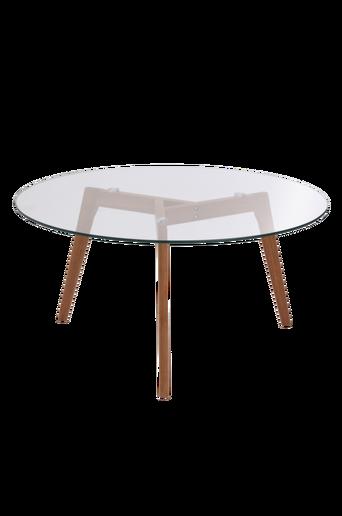 MALEVIK-sohvapöytä ø 90 cm Tammiväri