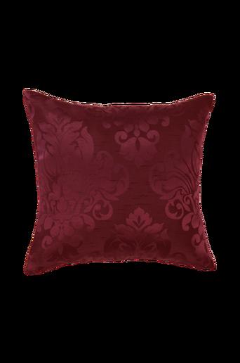 CLOTHILDE-tyynynpäällinen 45x45 cm Burgundinpunainen