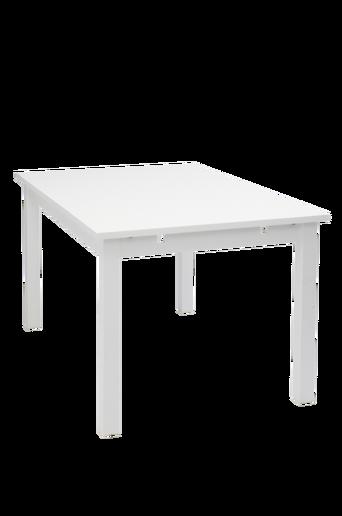 SÄRÖ-ruokapöytä 90x140 cm Valkoinen