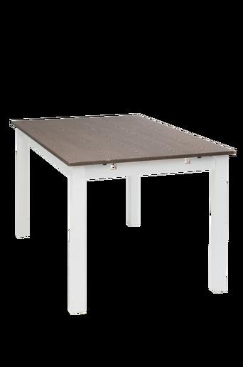 KYLVIK-ruokapöytä 90x140 cm Valkoinen