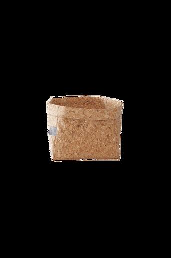 KORKY-pussi, pieni Korkinruskea