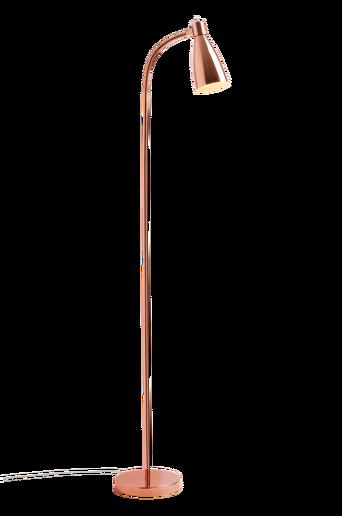 RICKY-lattiavalaisin Kuparinvärinen