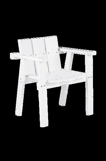 MARSTRAND-nojatuoli Valkoinen