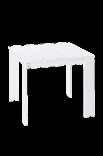 MARSTRAND-pöytä 90x90 cm Valkoinen