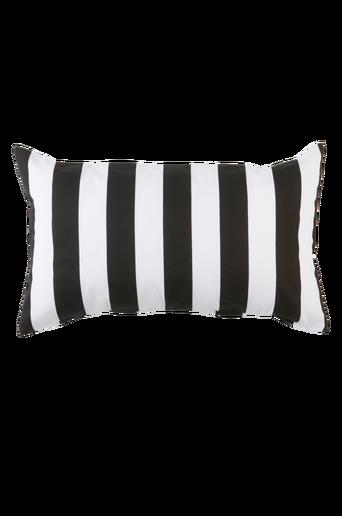 BIANCA-tyynynpäällinen 70x40 cm Musta