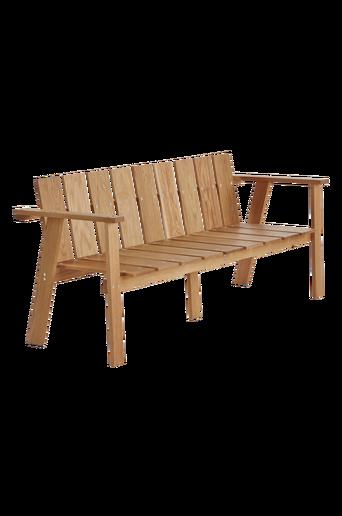 KUNGSBACKA-sohva Tammiväri