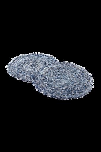 DEMI-tabletit, 2/pakk. – pyöreä Deniminsininen