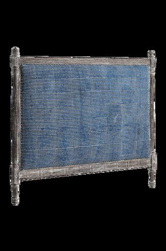 BRUNFLO-sängynpääty 160 cm Siniharmaa
