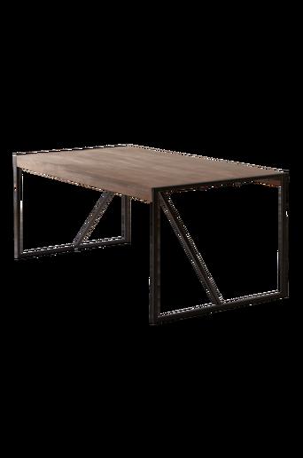 SVEG-ruokapöytä 90x190 cm Ruskea