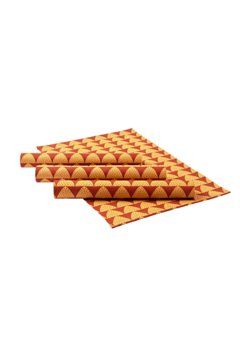 SVAMP-tabletit, 4/pakk. Ruosteenruskea