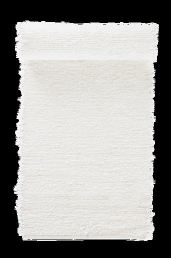 ALES-puuvillamatto 70x150 cm Valkoinen