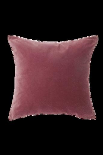SAMMIE-tyynynpäällinen 50x50 cm Vaalea viininpunainen