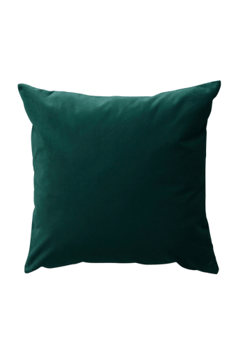 SAMMIE-tyynynpäällinen 50x50 cm Pullonvihreä