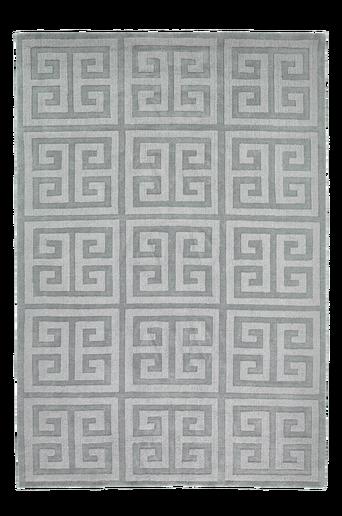 OSSI-villamatto 250x350 cm Vaaleanharmaa