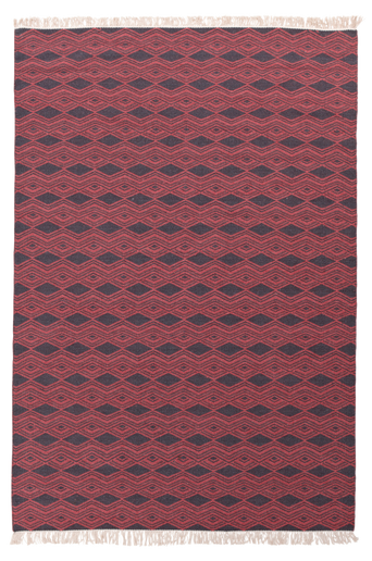SASSARI-villamatto 140x200 cm Roosa