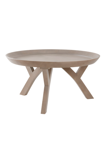 SAXDALEN-sohvapöytä ø 91 cm Puu