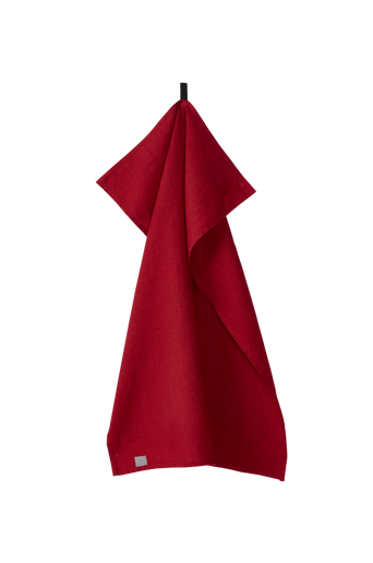HEDDA-keittiöpyyhe, 1/pakk. Punainen