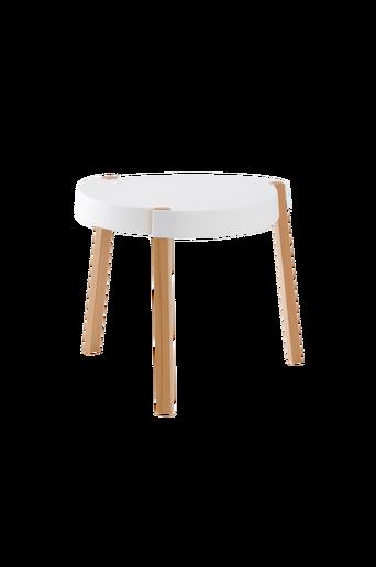 GLOMMEN-pöytä ø 45 cm Valkoinen