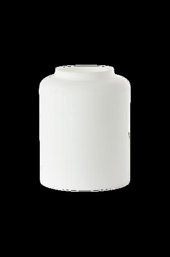 SJÖMARKEN-maljakko – XL Huurrevalkoinen