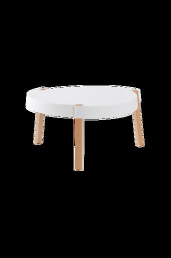 GLOMMEN-pöytä ø 54 cm Valkoinen