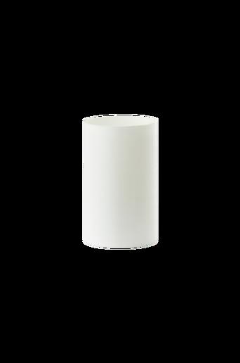 SJÖMARKEN-maljakko – korkea Huurrevalkoinen