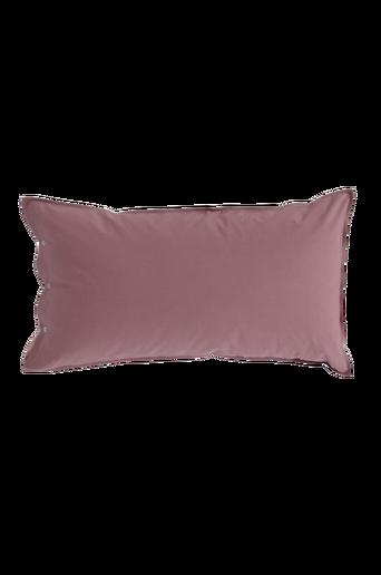 PERCALE-tyynyliina 90x50 cm Roosa/tumma roosa