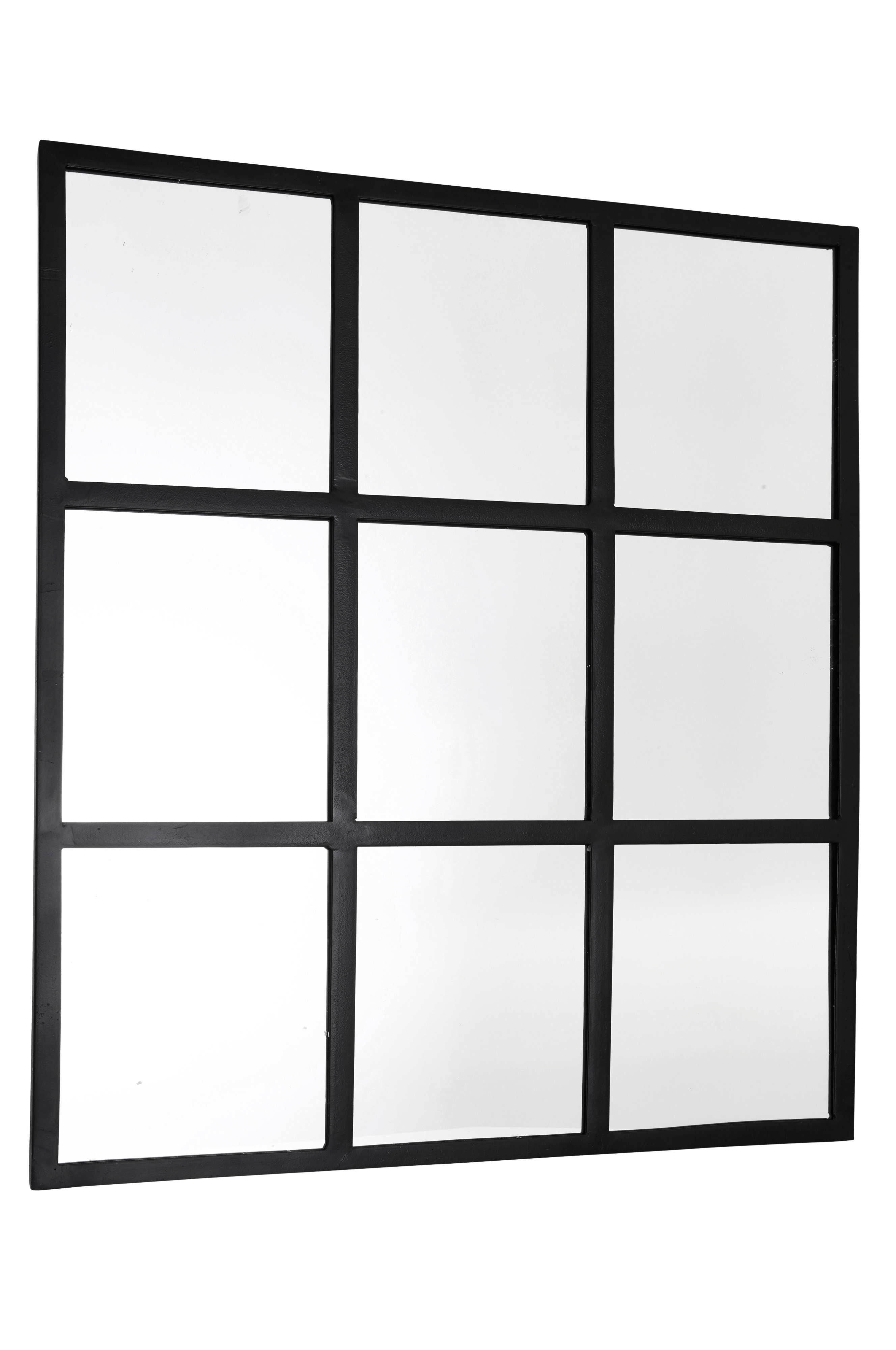 spegel med spröjs